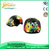 Sunshine Good quality safety kids ski sport helmets covers (CE approval)
