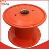double layer steel bobbin for wire match high speed