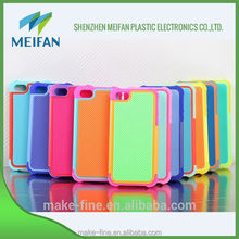 2015 hot sale 2in1 sport cell phone case for iphone