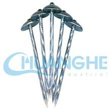 alibaba china 2.5 roofing nails for asbestos tile