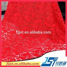 de alta calidad de organza de áfrica voile de terciopelo de tela de encaje precio de fábrica