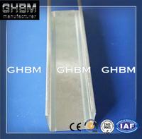 Galvanized steel profile /drywall metal stud 45,50/ U track & C stud