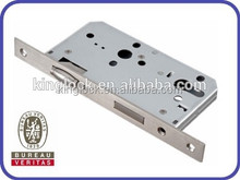 Stainless Steel Mortise Lock with Roller Bolt 72ZR for Iranian Market