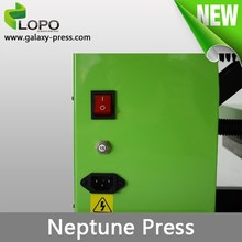 Neptune digital heat press machine for T-shirt DIY sublimation printing from Lopo