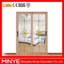 New of product Door Product Thermal Break Aluminum House Sliding Door Hot sale