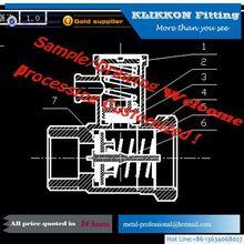 klikkon brass valve production line