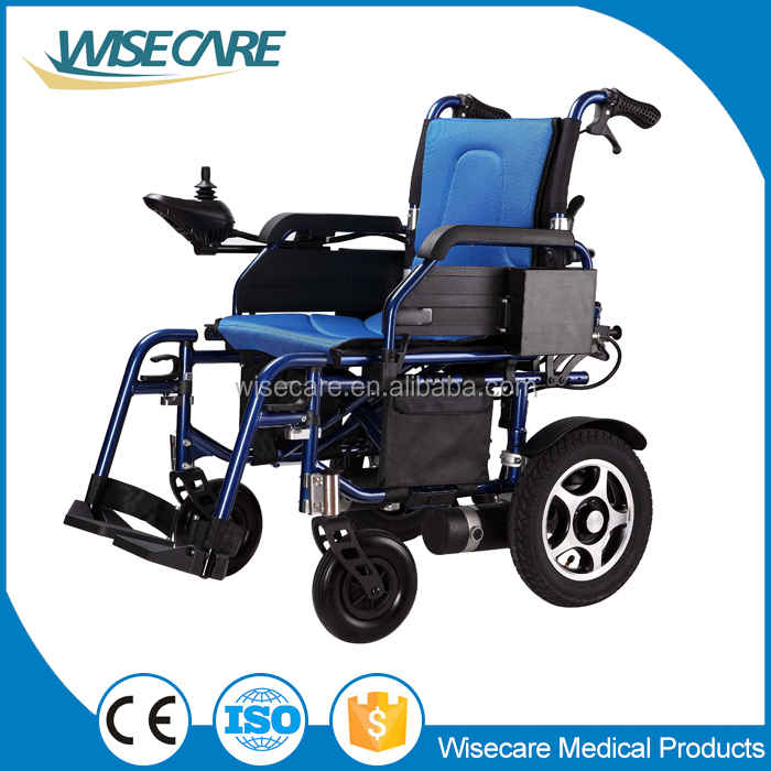 Cheap Price Aluminum Alloy Foldable Electric Wheelchair For The Old And Disabled Buy Electric