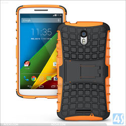 Shockproof Amor Rugged Case for Moto X3, For Motorola X3 Amor Cover Case PC +TPU Rugged Case