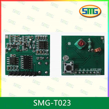 wireless Receiver Module,with Decoder function,DC5V,Mini wireless rf receiver.Universal used