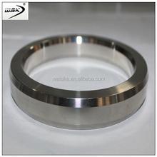 metal oval ring