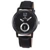 Skone Alibaba Express Sport Watch/fancy color leather strap watch