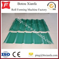 Sell Produce Roll Forming Machine Double Layer Rolling Line Steel Sheet Roller Machine