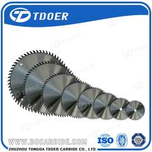 carbide blades for wood cutting tools suppliers from Tdoer Brand