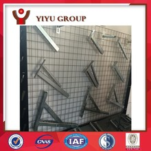 steel processing,solar water heater bracket,curtain wall bracket