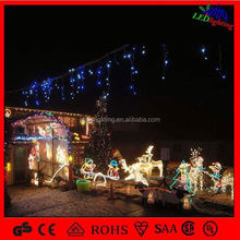 colorful LED outdoor string light,christmas string lights for party,wedding,hotel,any entertainment places