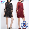 2015 new design Yihao factory wholesale clothes women new model ladies chiffon casual dresses pictures