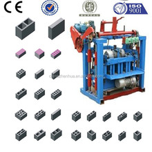 energy saving equipment small making road curb machine manufacturer