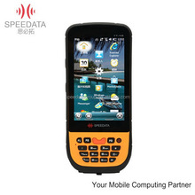Portable data collector Wireless Data android nfc barcode scanner pda