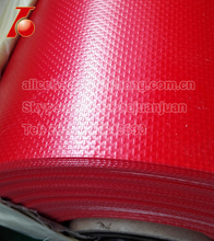100% polyester pvc fabric tarpaulin for inflatable