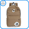 Canvas Smiling Face Knapsack Rucksack School Bag Purity Backpack Bag For High College School University Teenage Students