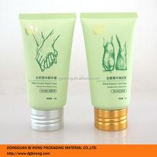 PE Cosmetic Hand / Foot Cream Tube