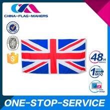 Quality Assured Hot Design Custom Printed 2012 Polyester Country Flag
