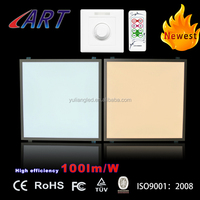 36W 48W 60W 603X603mm Dimmable LED Panel Light 2X2 for school, hospital, restaurant