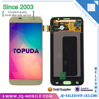 Full tested lcd screen with touch for Samsung galaxy S6