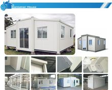 modular container house /movable office /luxury container homes