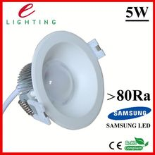 5w ceiling mounted led light box
