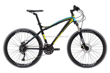 Alloy 26 inch 9 speed high quality mountain bicycle sale