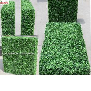Muschio artificiale Parete di Erba Per La Decorazione, erba Artificiale, Erba artificiale Pannello Guangzhou Fabbrica