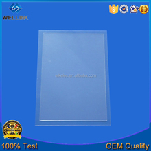 High Quality OCA Optical Clear Adhesive Double Side Sticker Glue 250um Thick For iPhone 5S LCD,Pack of 5S(Transparent)