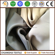 100% polyester wide width classical woven drapery blackout fabric