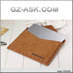 Factory price! popular style for iPad mini leather smart case ASK for ipad 1/2/3