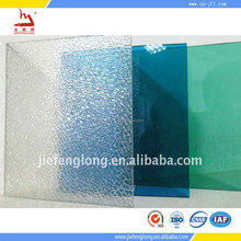 1mm plastic sheet solid polycarbonate sheet building and roofing PC Sheet