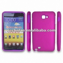 Mobile phone combo case combo case for galaxy note i9220 , 14 nice colors