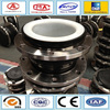 Regulating pipeline vibration displacement contain PTFE expansion joint stainless steel flange