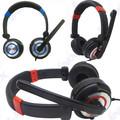 Nuevo diseño de la alta calidad con estilo gaming headset auricular con cable
