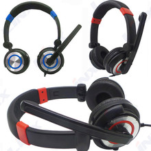 New design high quality stylish gaming headset Wired headset