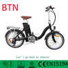 high quality 20inch mini folding electric pocket bike with EN1594