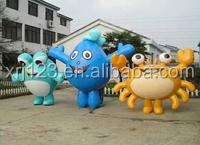 Attractive inflatable cartoon for display,fixed cartoon,moving cartoon