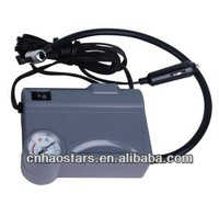 portable mini air compressor/Mini Air Compressor for Cars DC-12V