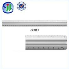 15 cm 6 polegada métrica alumínio metal curva régua flexível quilting
