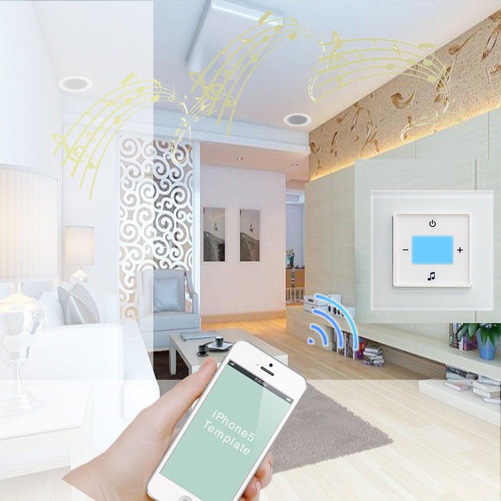 New design wifi home control system in smart home buy for Home wifi architecture