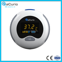 Health care CE FDA non-contact LCD digital ear & forehead clinical laser Infrared ear thermometer digital thermo