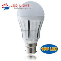 super bright smd a60 10W b22 globe led bulbs