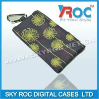 2012 New design arm mobile phone pouches with fashion printing