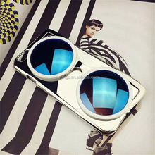 Best selling products Fashion Sunglasses personality PC Mobile Phone Case pc cell phone case for iphone case factory price