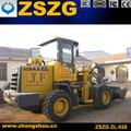 Mini carregador para venda, carregador de tractor agrícola e de construção de máquinas